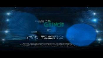 DIRECTV Cinema TV Spot, 'The Grinch' - Thumbnail 10