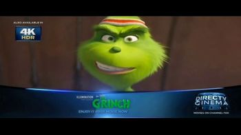 DIRECTV Cinema TV Spot, 'The Grinch' - Thumbnail 2