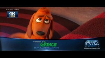 DIRECTV Cinema TV Spot, 'The Grinch' - Thumbnail 5