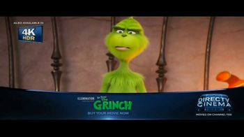 DIRECTV Cinema TV Spot, 'The Grinch' - Thumbnail 6