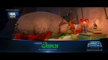 DIRECTV Cinema TV Spot, 'The Grinch' - Thumbnail 8