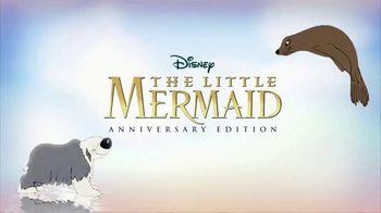 The Little Mermaid Anniversary Edition Home Entertainment TV Spot - Thumbnail 2