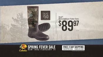 Bass Pro Shops Spring Fever Sale TV Spot, 'Rubber Boots and Decoy Combo' - Thumbnail 7