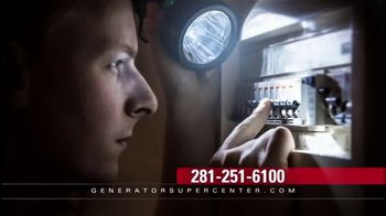 Generator Supercenter TV Spot, 'Generac' - Thumbnail 1