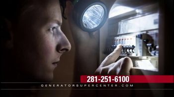 Generator Supercenter TV Spot, 'Generac' - Thumbnail 2
