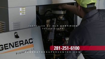 Generator Supercenter TV Spot, 'Generac' - Thumbnail 7