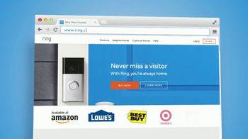 Ring Video Doorbell TV Spot, 'Entrega de correo' [Spanish] - Thumbnail 9