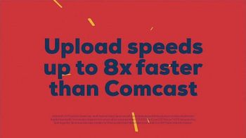 FiOS by Frontier Communications TV Spot, 'Make the Switch: Eight Times Faster' - Thumbnail 7