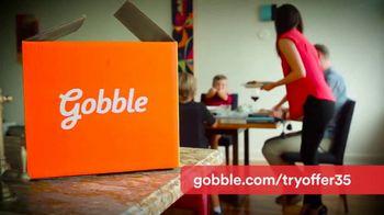 Gobble TV Spot, 'Rushing Home'