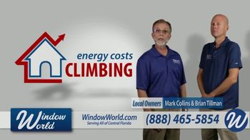 Window World TV Spot, 'Energy Costs Climbing' - Thumbnail 1