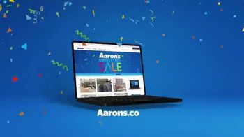 Aaron's Anniversary Sale TV Spot, 'Celebration is in the Air' - Thumbnail 7