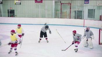 GEICO TV Spot, 'A Pro Hockey Dream' - 4 commercial airings
