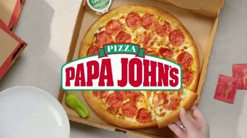 Papa John's $6 Carry Out Special TV Spot, 'Straight From the Source' - Thumbnail 1