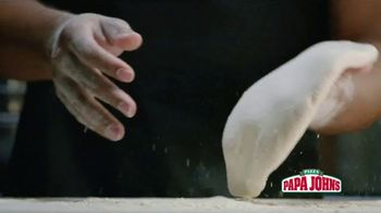 Papa John's $6 Carry Out Special TV Spot, 'Straight From the Source' - Thumbnail 5