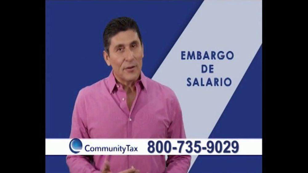 Community Tax Relief TV Commercial, 'Cambia tu vida'