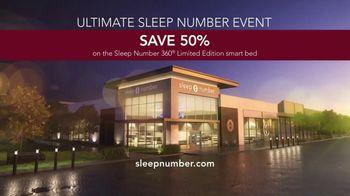Sleep Number Ultimate Sleep Number Event TV Spot, 'Revolution in Sleep' - Thumbnail 8