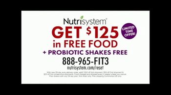 Nutrisystem Resolution Reset Sale TV Spot, 'Keep It Off' - Thumbnail 10