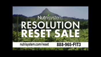 Nutrisystem Resolution Reset Sale TV Spot, 'Keep It Off' - Thumbnail 2