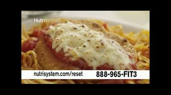 Nutrisystem Resolution Reset Sale TV Spot, 'Keep It Off' - Thumbnail 3