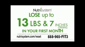 Nutrisystem Resolution Reset Sale TV Spot, 'Keep It Off' - Thumbnail 5