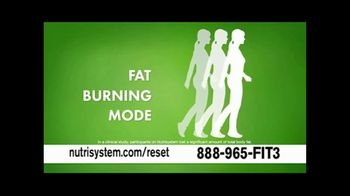 Nutrisystem Resolution Reset Sale TV Spot, 'Keep It Off' - Thumbnail 6