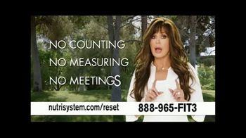 Nutrisystem Resolution Reset Sale TV Spot, 'Keep It Off' - Thumbnail 7