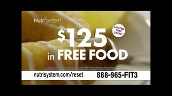 Nutrisystem Resolution Reset Sale TV Spot, 'Keep It Off' - Thumbnail 8