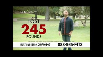 Nutrisystem Resolution Reset Sale TV Spot, 'Keep It Off' - Thumbnail 9