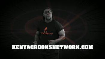 Kenya Crooks The Real Results Experience TV Spot, 'Super Stomach Shredder' - Thumbnail 9