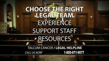 Kaplan Gore LLP TV Spot, 'Ovarian Cancer' - Thumbnail 8