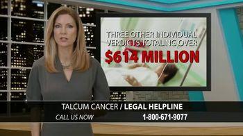 Kaplan Gore LLP TV Spot, 'Ovarian Cancer' - Thumbnail 6