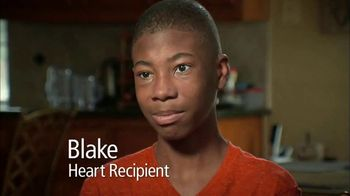 U.S. Department of Health and Human Services TV Spot, 'Made Possible: Blake's Heart'