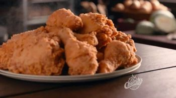 Church's Chicken Restaurants $20 Real Big Family Deal TV Spot, 'Full Flavor' - Thumbnail 5