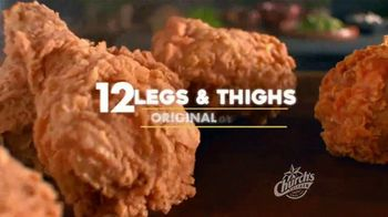 Church's Chicken Restaurants $20 Real Big Family Deal TV Spot, 'Full Flavor' - Thumbnail 6