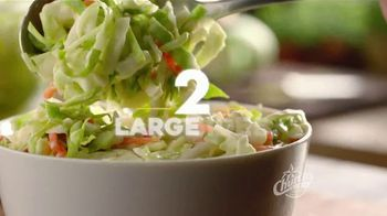 Church's Chicken Restaurants $20 Real Big Family Deal TV Spot, 'Full Flavor' - Thumbnail 7