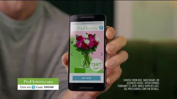 ProFlowers TV Spot, 'Order Like a Pro' Featuring Troy Aikman - Thumbnail 6