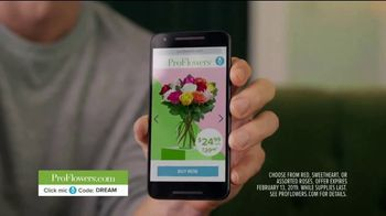 ProFlowers TV Spot, 'Order Like a Pro' Featuring Troy Aikman - Thumbnail 7