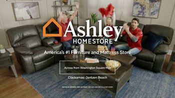 Ashley HomeStore 53rd Super Savings TV Spot, 'The Big Game' Song by Midnight Riot - Thumbnail 9
