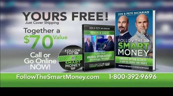 Jon & Pete Najarian Follow the Smart Money TV Spot, 'Stock & Option Returns' - Thumbnail 8