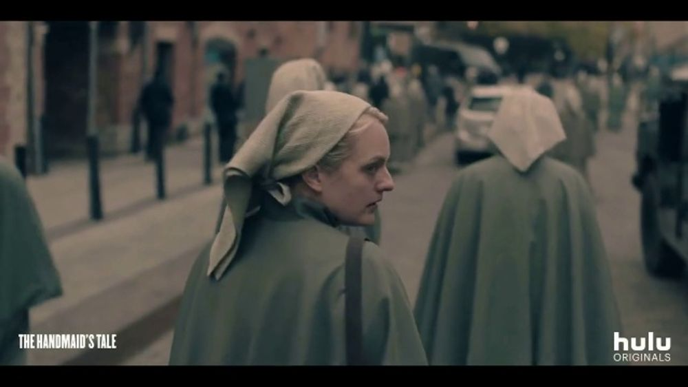 Hulu: Teaser: Season Three: The Handmaid's Tale