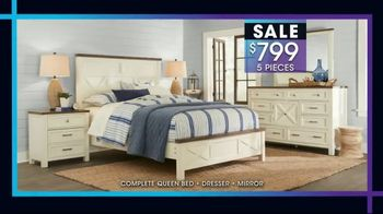 Rooms to Go January Clearance Sale TV Spot, '$799 for Five Pieces' - Thumbnail 3