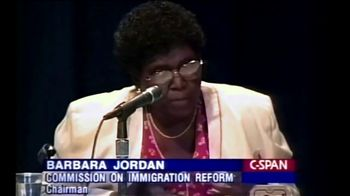 NumbersUSA TV Spot, 'Barbara Jordan' - Thumbnail 8