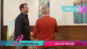Paint Your Life TV Spot, 'The Best Gift For Valentines Day!' - Thumbnail 5