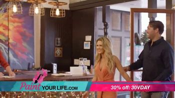 Paint Your Life TV Spot, 'The Best Gift For Valentines Day!' - Thumbnail 6