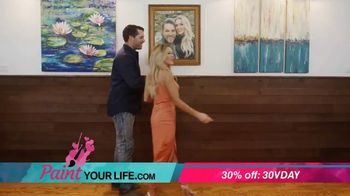 Paint Your Life TV Spot, 'The Best Gift For Valentines Day!' - Thumbnail 7