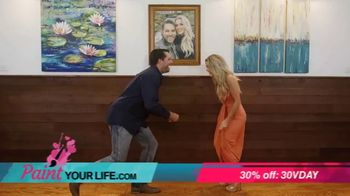 Paint Your Life TV Spot, 'The Best Gift For Valentines Day!' - Thumbnail 8