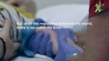 DKMS US TV Spot, 'The Little Fighter: Elias' - Thumbnail 8