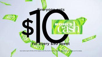 Kohl's TV Spot, 'Stack the Savings: Towels, Ninja Foodie and Fitbit' - Thumbnail 9
