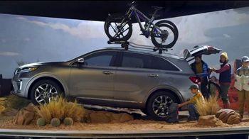 Kia TV Spot, 'SUVs para todos' [Spanish] [T2] - Thumbnail 2