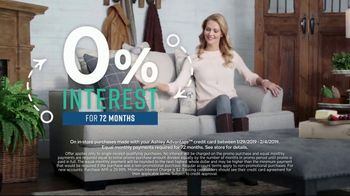 Ashley HomeStore Super Sale TV Spot, 'Ends Monday' - Thumbnail 3